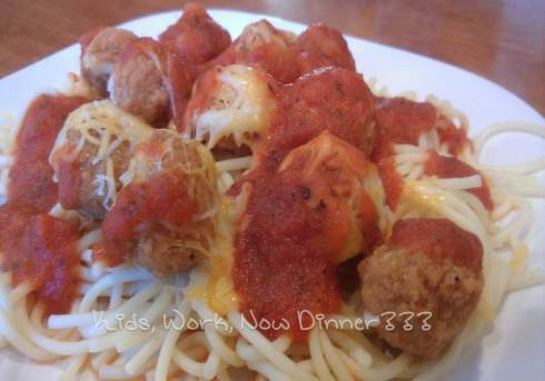 Popcorn Chicken Parmesan - www.KidsWorkDinner.com